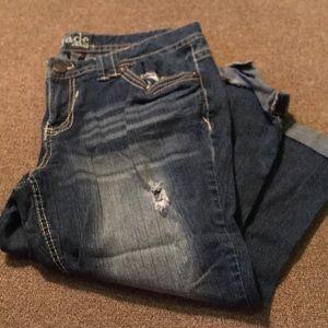 Jade board shorts